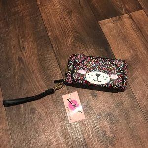 Betsey Johnson wallet NWT